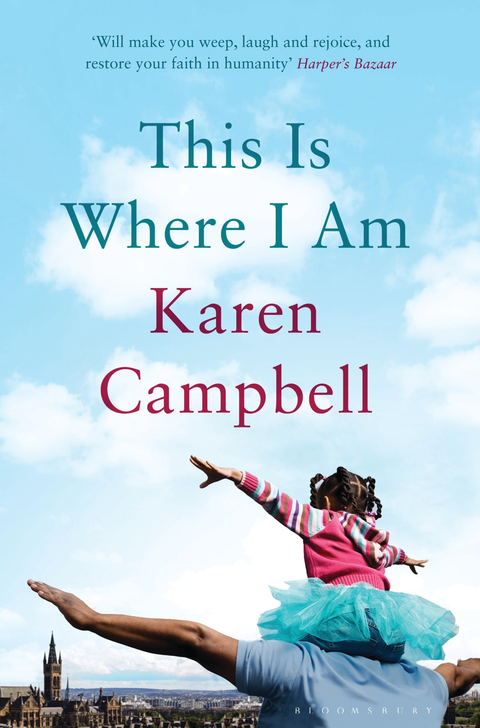 This Is Where I Am PB cover