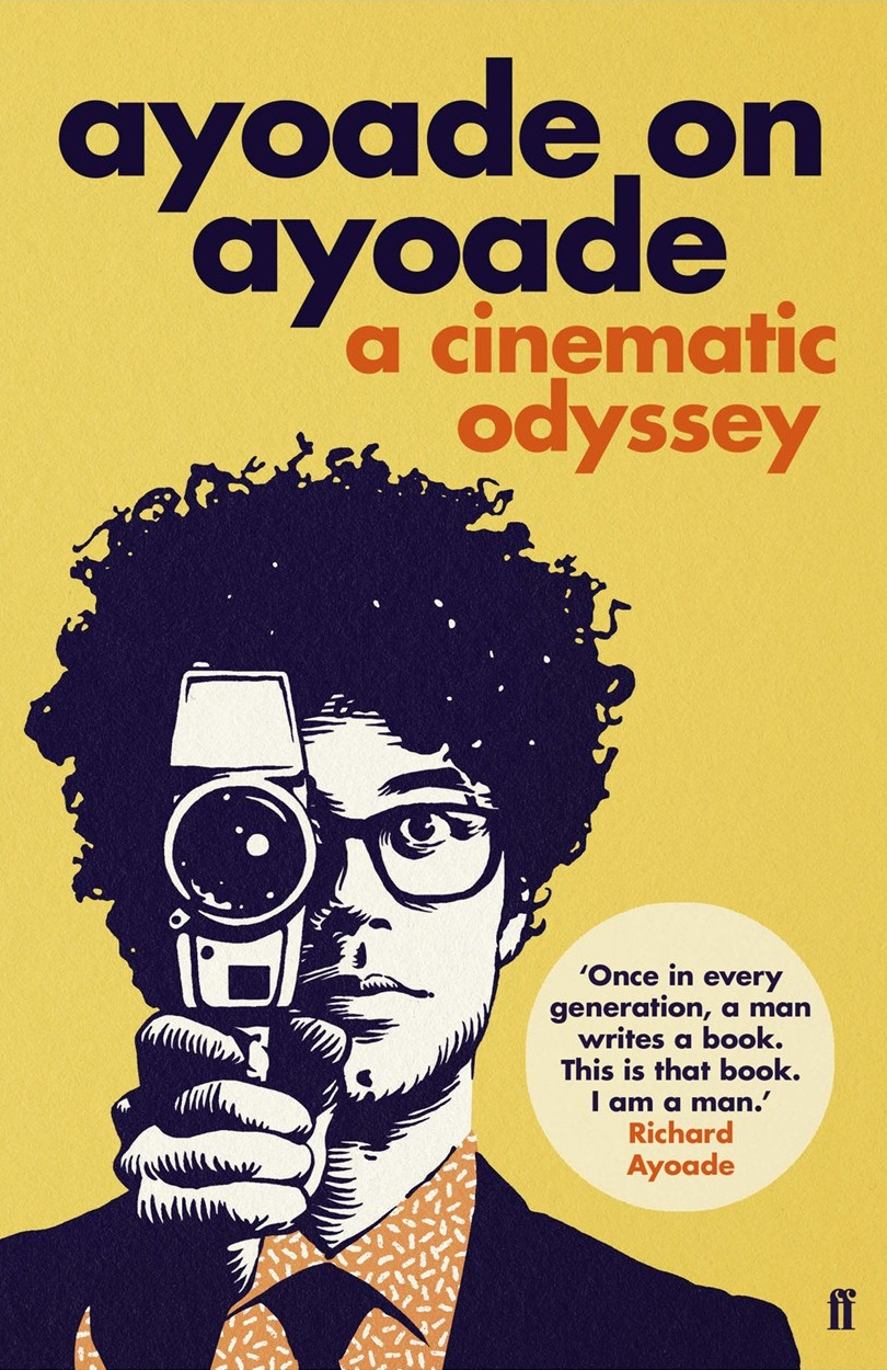 Books by Richard Ayoade