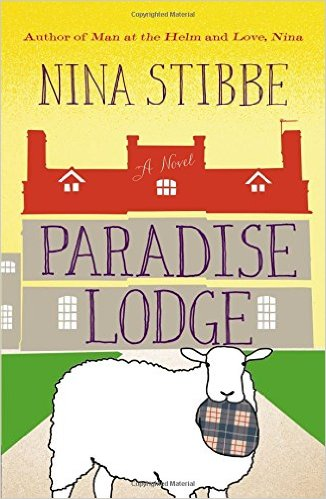 Paradise Lodge USA book cover