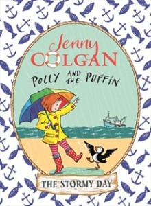 Polly & the Puffin Stormy Day cover